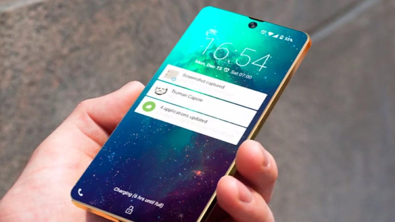 Samsung Galaxy A10 sızdırıldı!