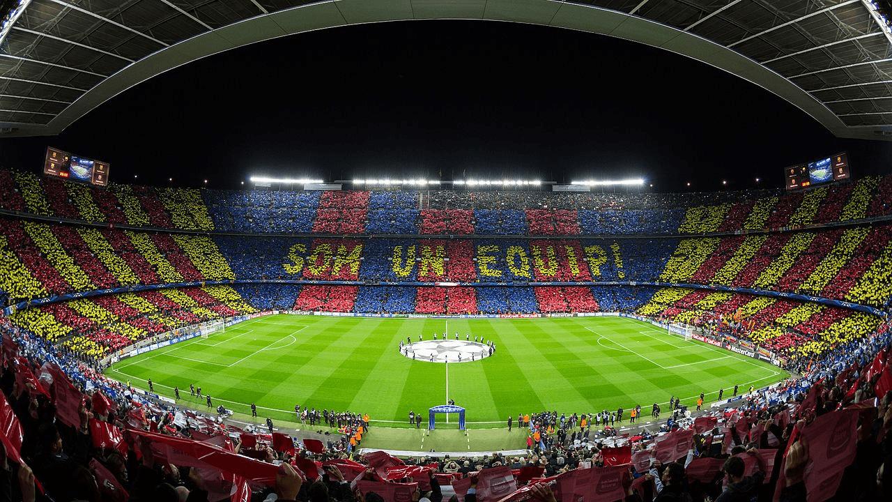 Dünyanın ilk 5G'li stadyumu!