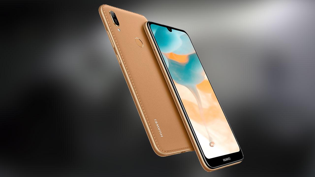 Huawei Y6 (2019) duyuruldu