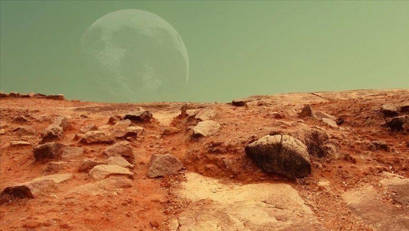 Mars'ta yeraltı sularının kaynağı bulundu! - Page 1
