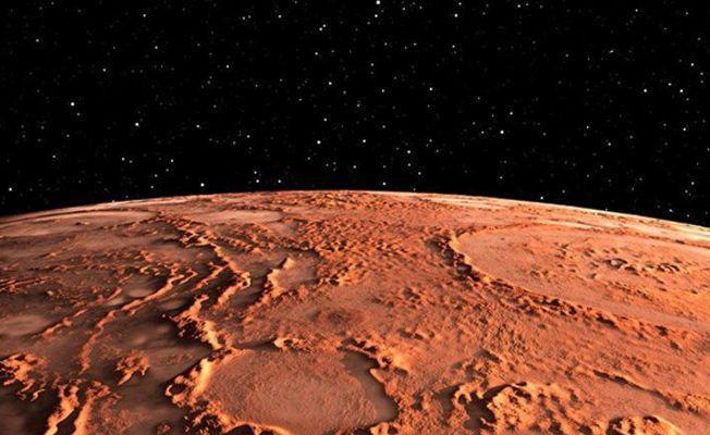 Mars'ta yeraltı sularının kaynağı bulundu! - Page 3