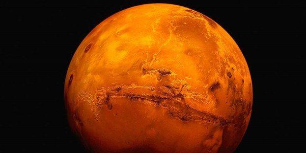 Mars'ta yeraltı sularının kaynağı bulundu! - Page 4