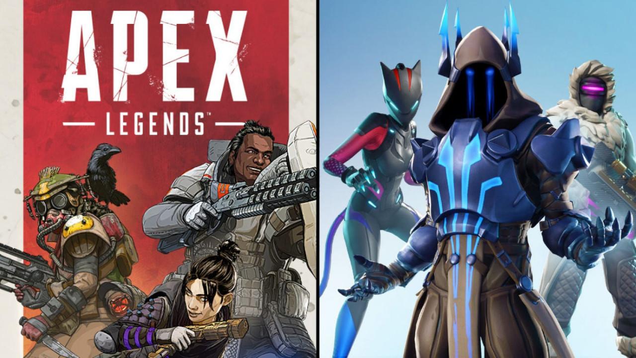 Fortnite Apex Legends'ı geride bıraktı!