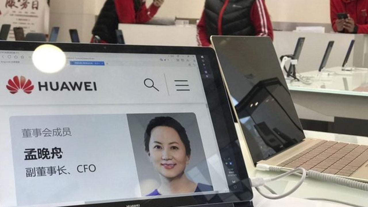 Huawei yöneticisi Ming Vancou Kanada'ya dava açtı