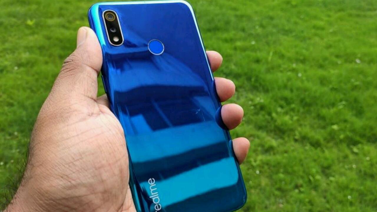 130 dolarlık akıllı telefon Realme 3 geliyor!
