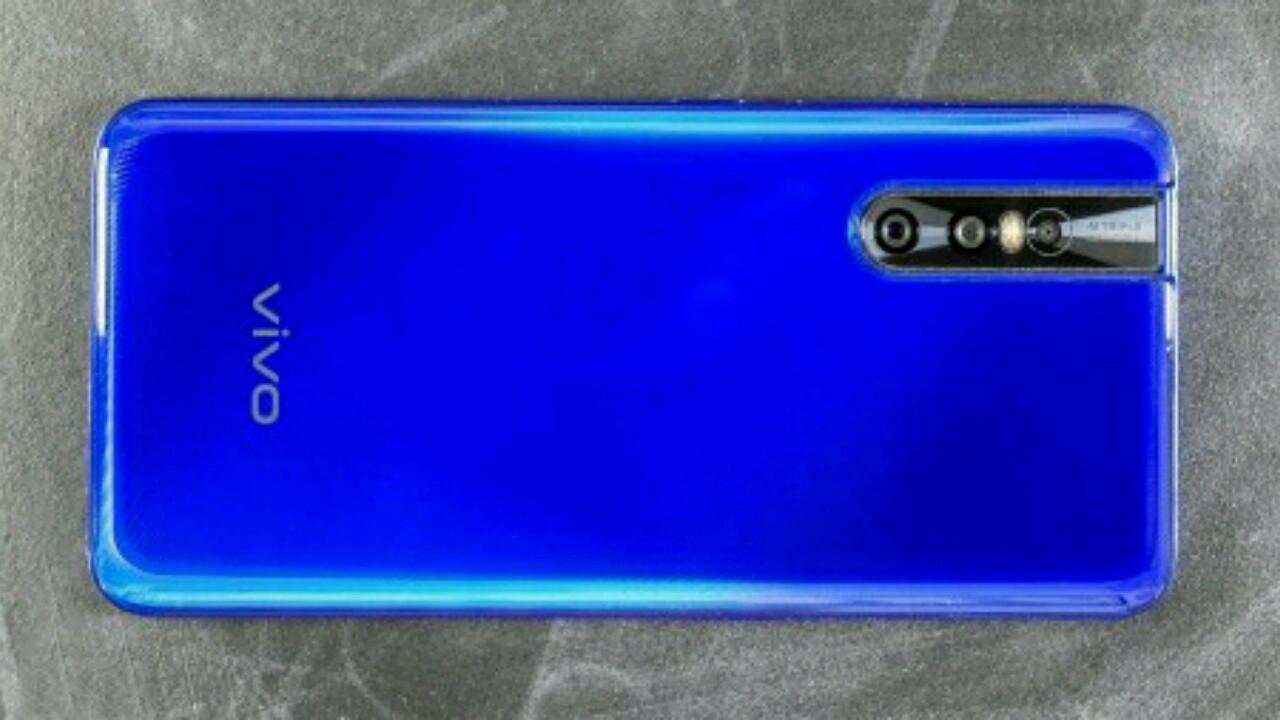 Vivo X27 kızaklı kamerasıyla ilk kez görüntülendi