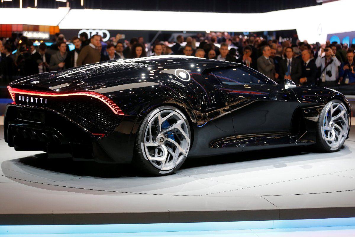 Dünyanın en pahalı otomobili satıldı! - Page 3
