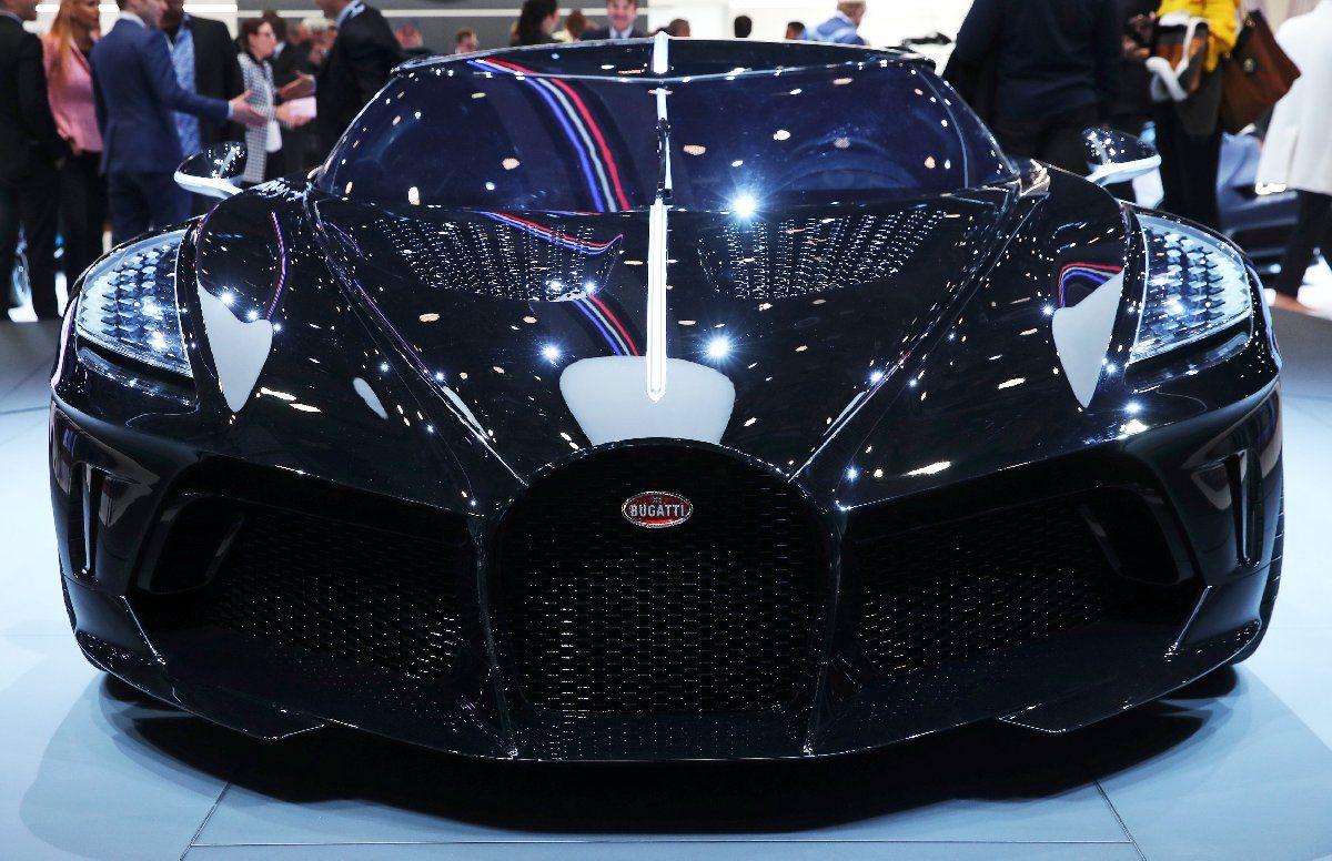 Dünyanın en pahalı otomobili satıldı! - Page 4