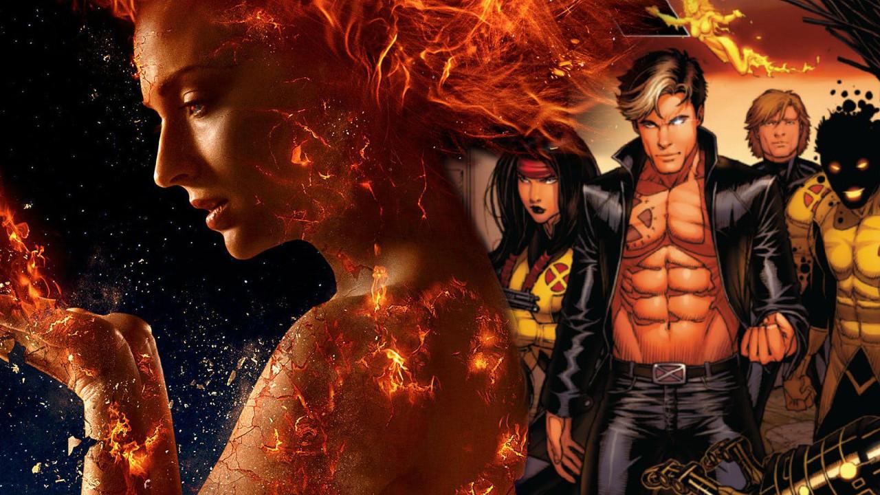 X-Men: Dark Phoenix'ten heyecan verici fragman!