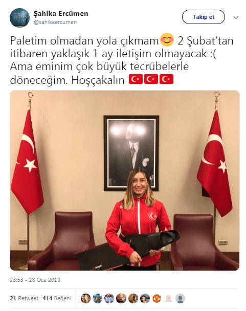 İşte Twitter'da en etkin 8 sporcu Türk kadını! - Page 2
