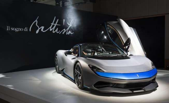 İşte Dünyanın en hızlı otomobili: Pininfarina Battista - Page 3