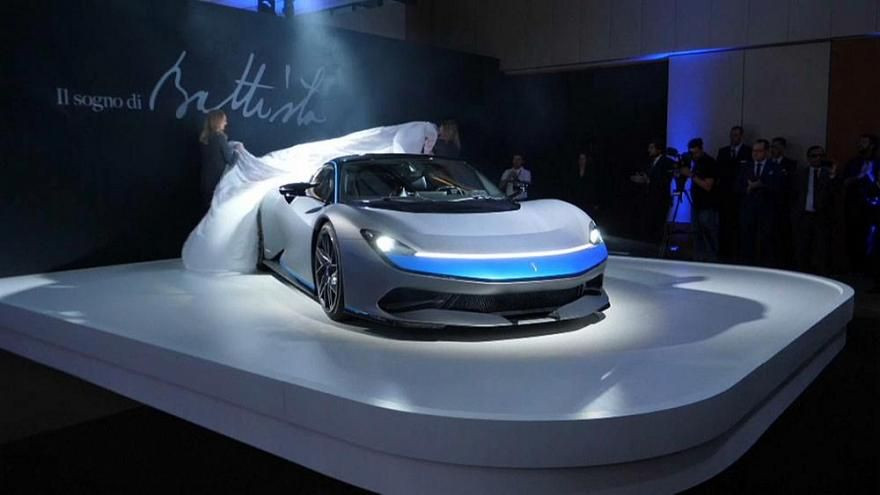 İşte Dünyanın en hızlı otomobili: Pininfarina Battista - Page 4