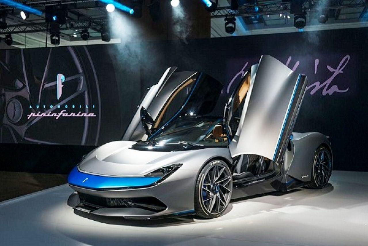 İşte Dünyanın en hızlı otomobili: Pininfarina Battista - Page 2