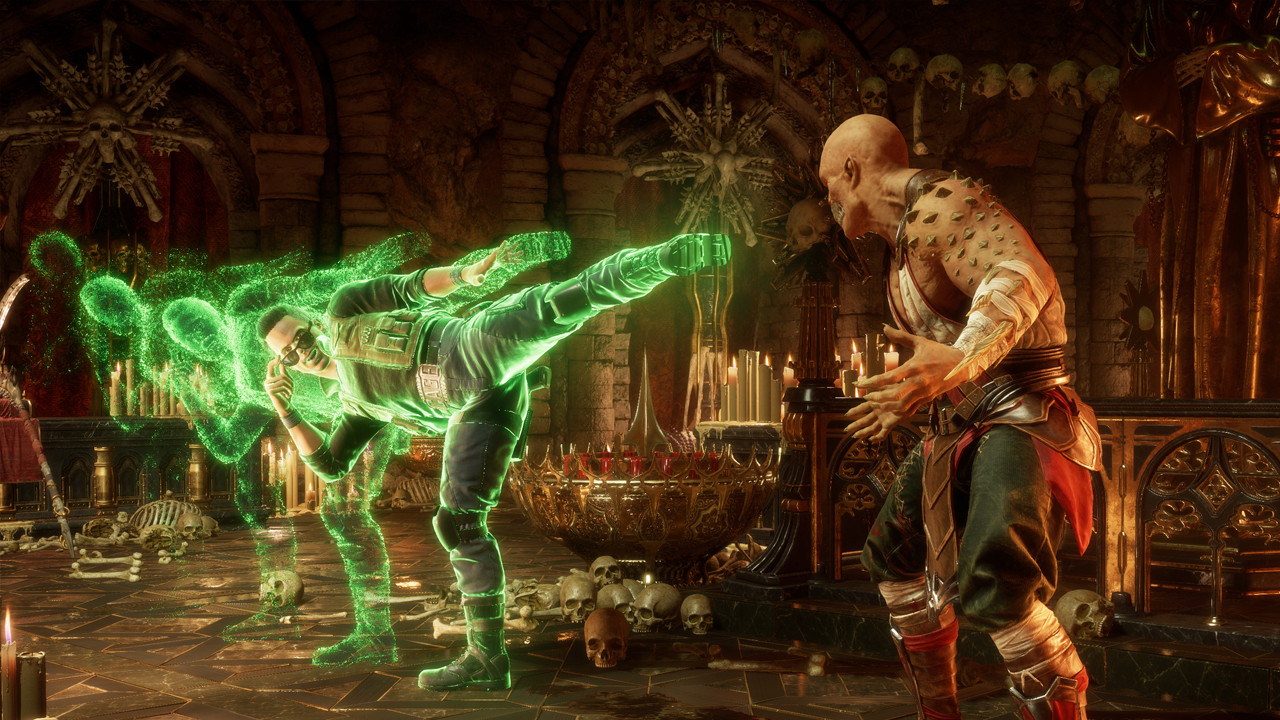 Mortal Kombat 11 hikaye fragmanı!