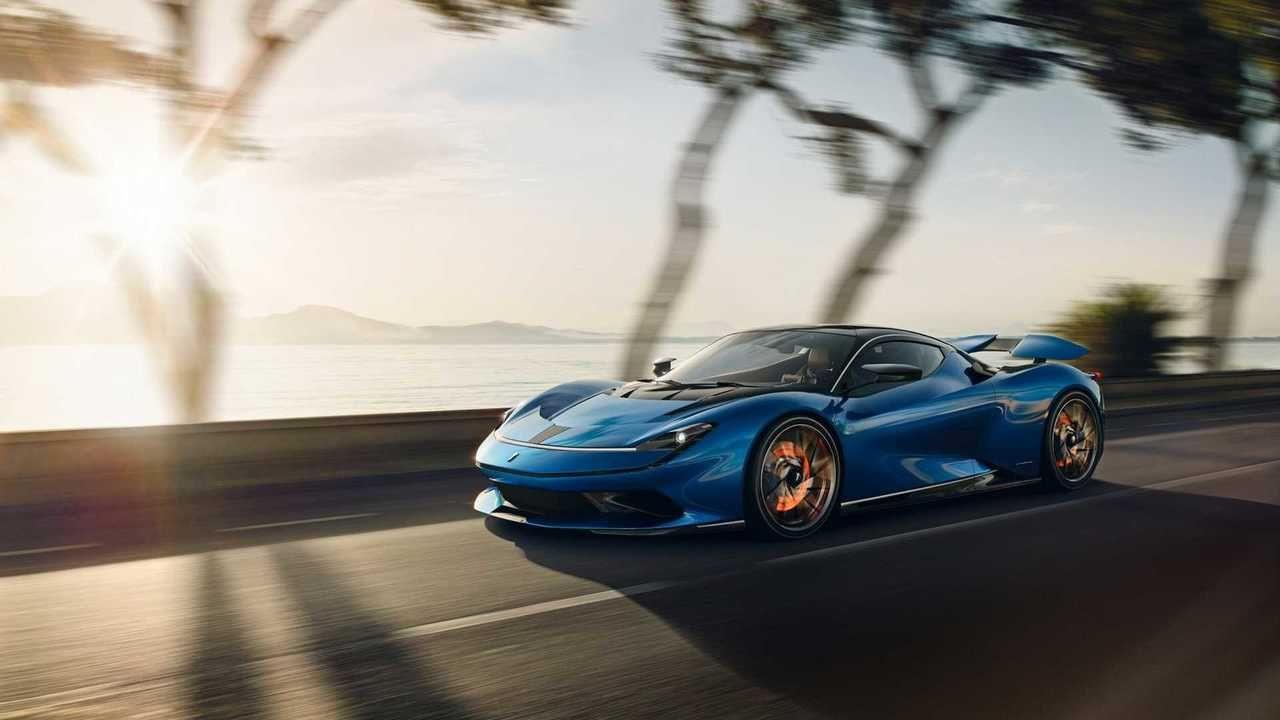 İşte Dünyanın en hızlı otomobili: Pininfarina Battista - Page 1