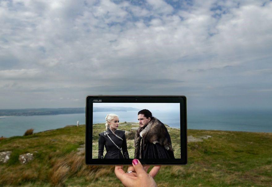Game of Thrones'un ünlü sahnelerinin çekildiği yerler! - Page 1