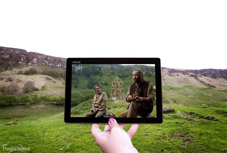Game of Thrones'un ünlü sahnelerinin çekildiği yerler! - Page 4