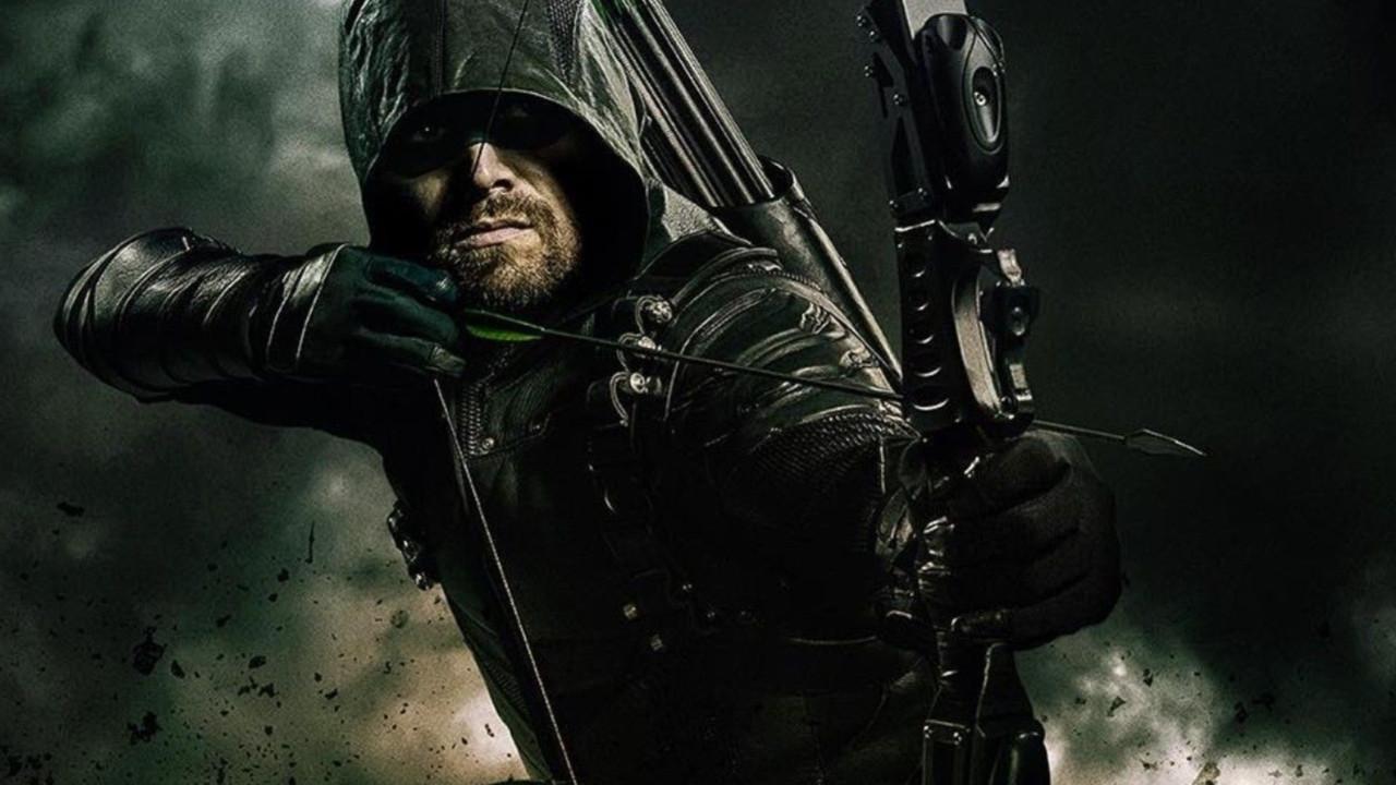 Arrow ekrana veda ediyor!