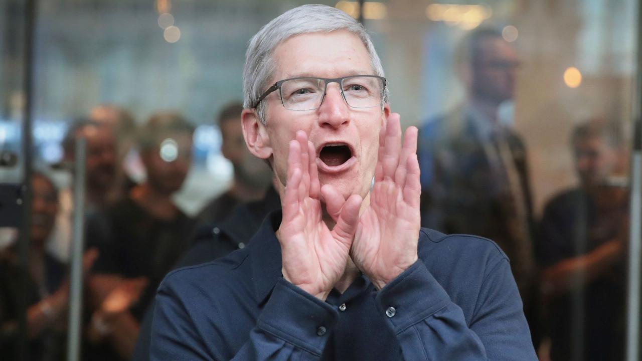 Apple'ın yüzünü iPhone güldürdü