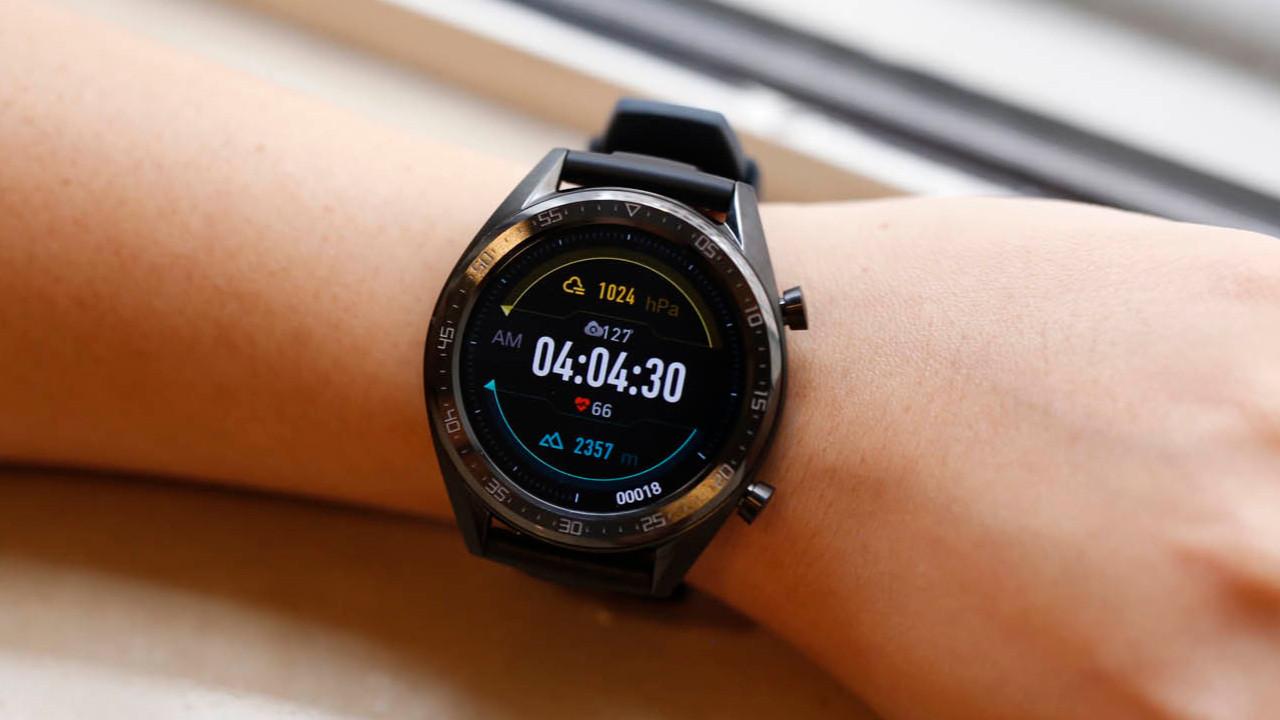 Huawei'den iki yeni akıllı saat!