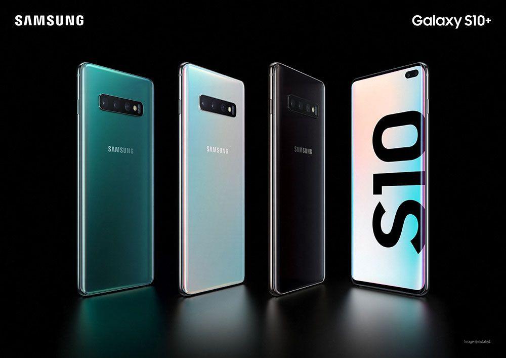 Samsung Galaxy S10 kameralarını gizleyen wallpaperlar - Page 4