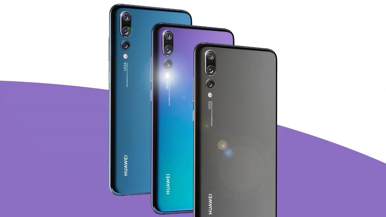Huawei P30 tanıtım görselleri ortaya çıktı!