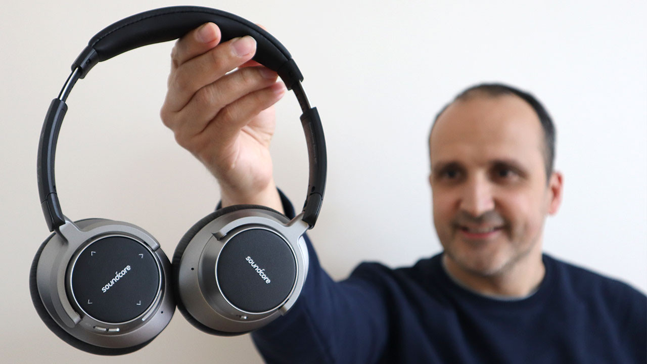 Gürültü engelleyen kulaklık: Anker SoundCore Space NC (video)