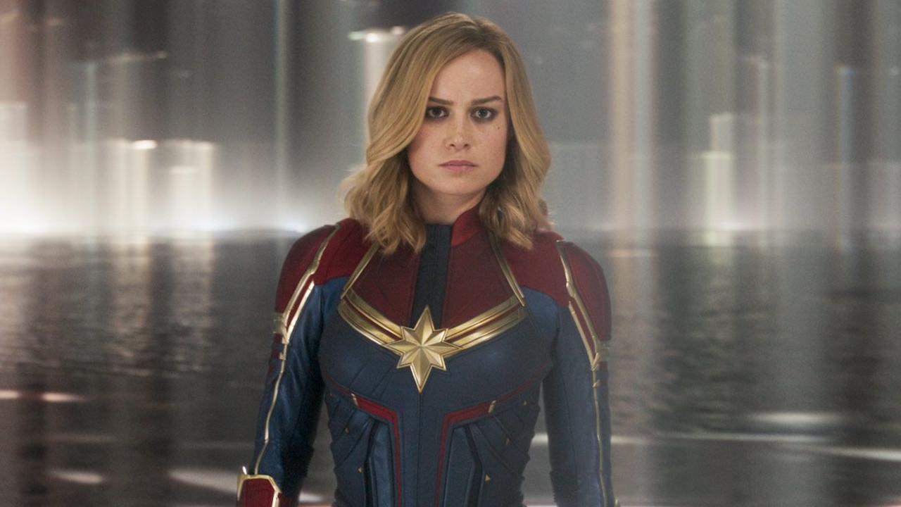 Captain Marvel gişeyi fethetti!