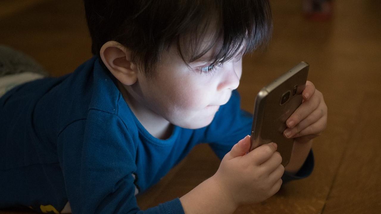 Çocuklarda teknoloji bağımlılığı!