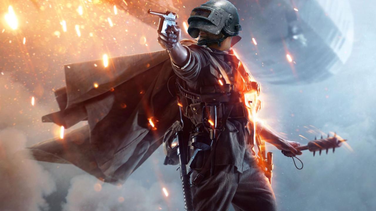 Battlefield 5'ten Battle Royale videosu!