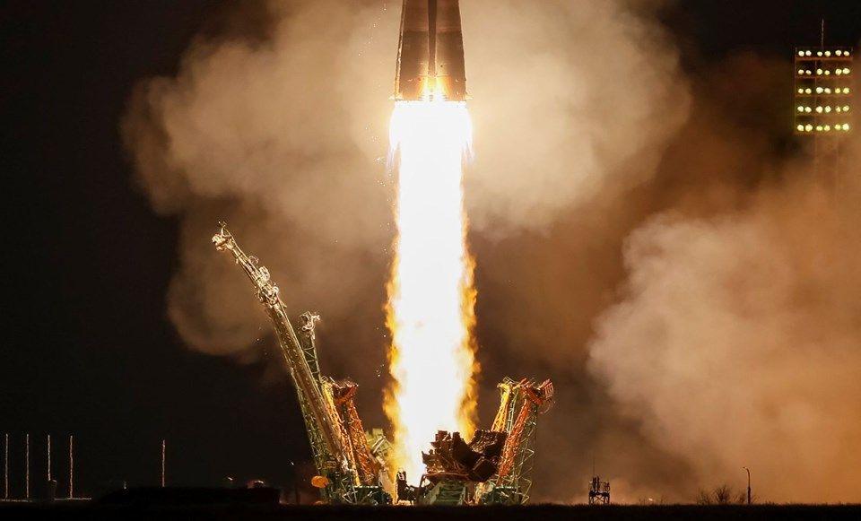 Soyuz MS 12 sonunda yolunu buldu! - Page 2