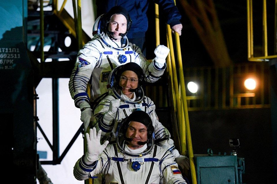 Soyuz MS 12 sonunda yolunu buldu! - Page 3