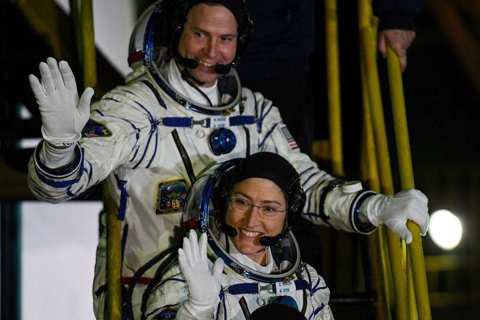 Soyuz MS 12 sonunda yolunu buldu! - Page 4