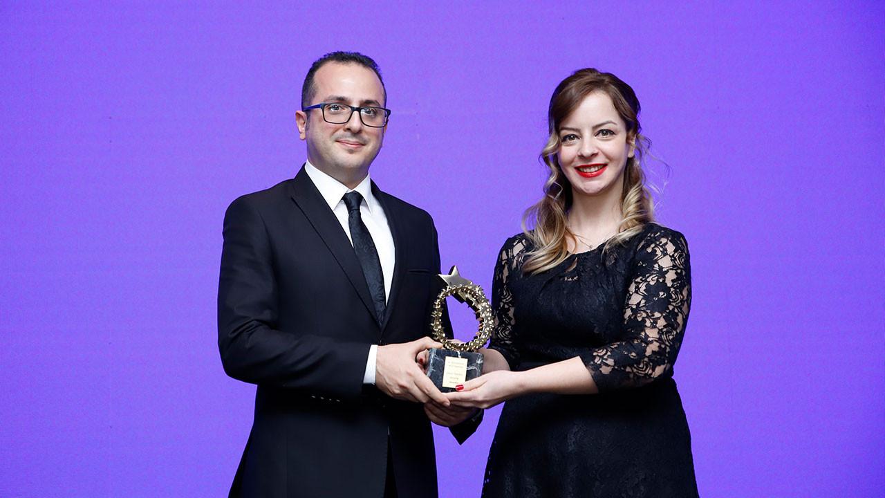 Huawei müşteri deneyiminde ikinci kez ödül aldı