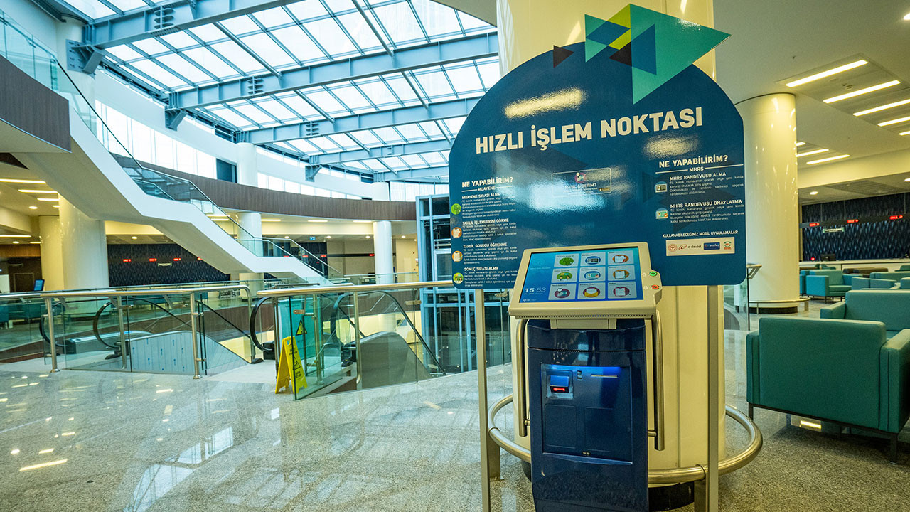 Ankara Şehir Hastanesi'nin teknolojisi Türk Telekom'dan