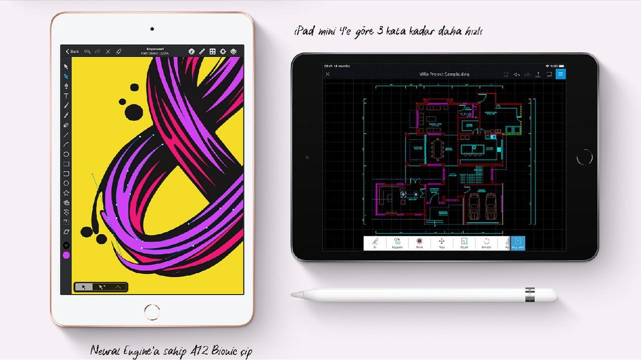 Apple yeni iPad mini modelini tanıttı. İşte özellikleri ve fiyatı!