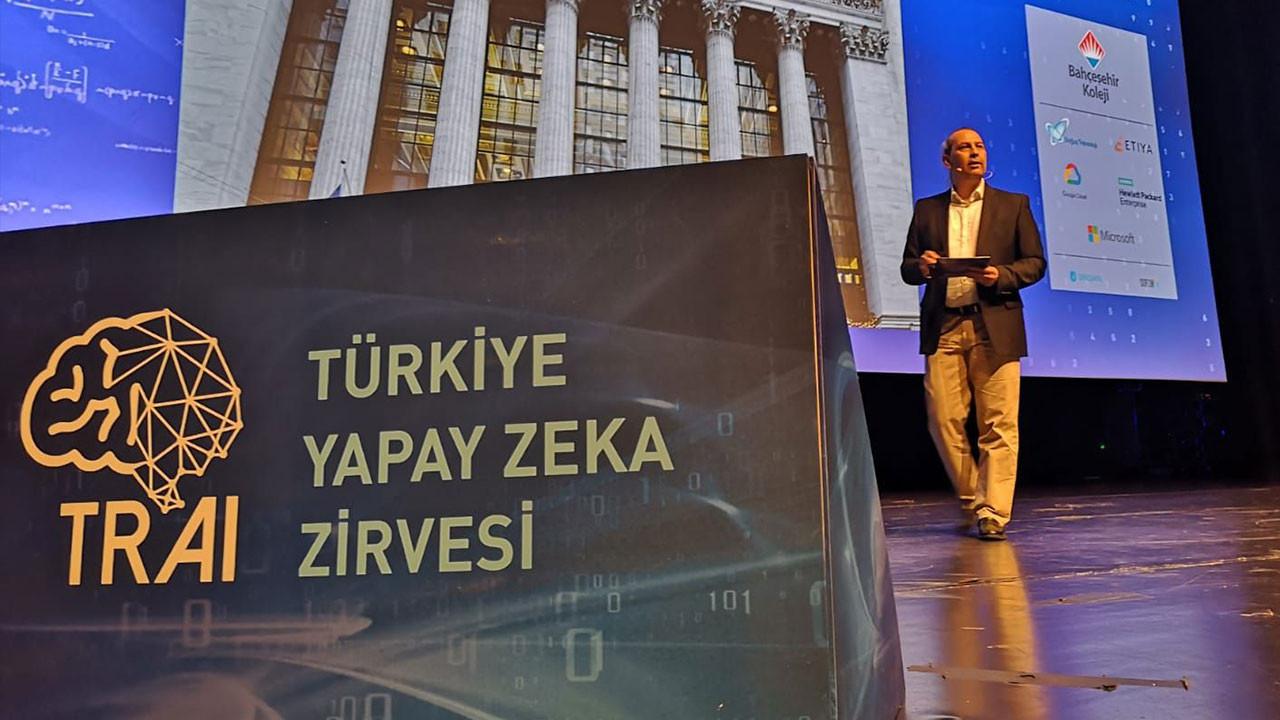 Türkiye Yapay Zeka çağına hazır olduğunu gösterdi