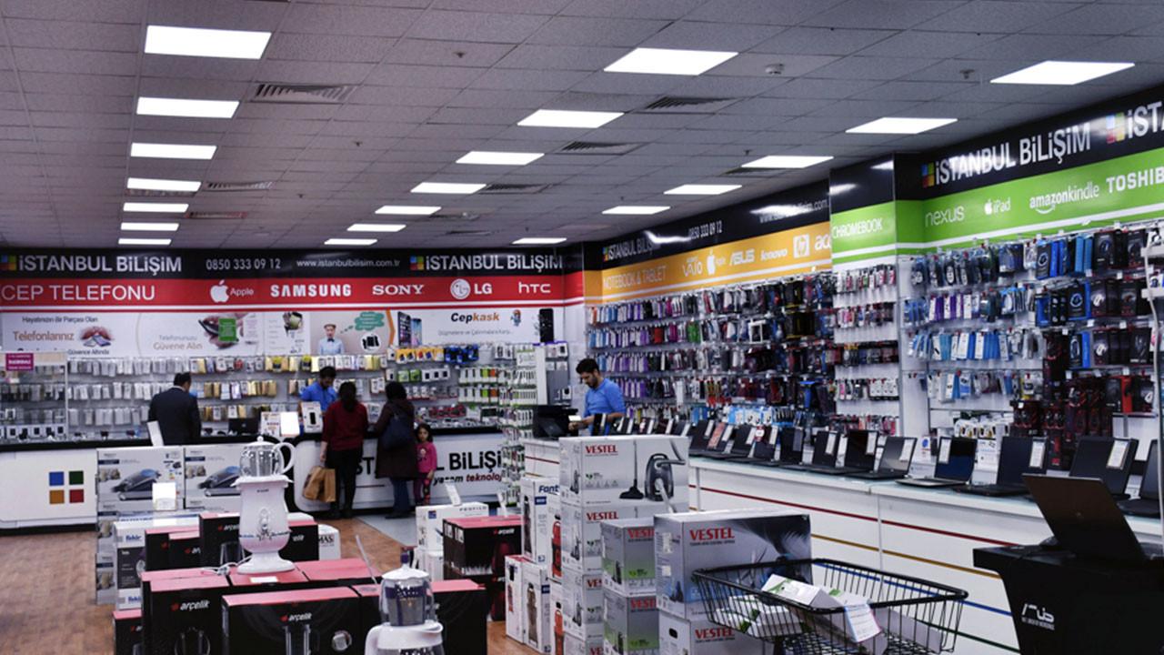 İstanbul Bilişim 2019'da 8 mağaza açacak