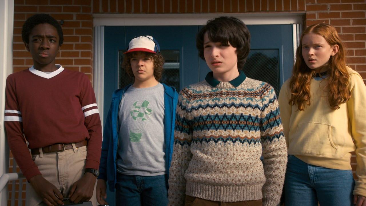 Stranger Things'in 3. sezonundan ilk fragman!