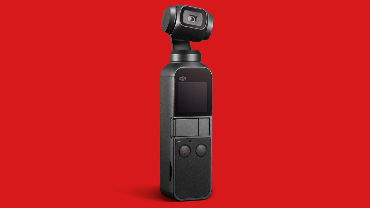 DJI Osmo Pocket harici mikrofon aksesuarı satışta