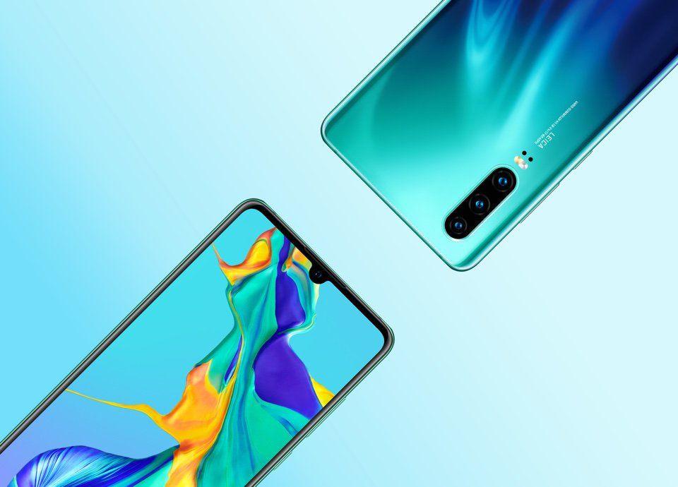 Huawei P30 yeni fotoğrafları sızdı - Page 1