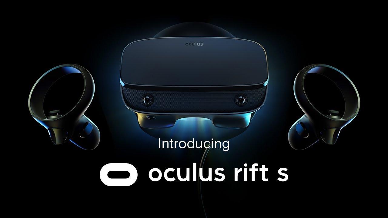 Oculus yeni sanal gerçeklik başlığı Rift S'i tanıttı!