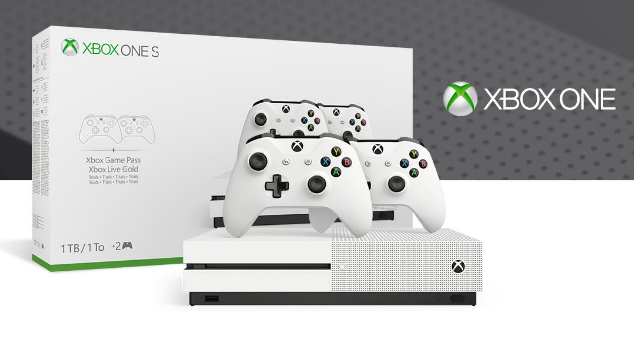 Xbox One S disksiz versiyon ile geliyor