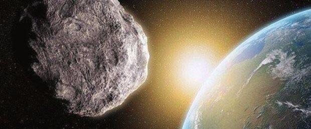 1500 tonluk meteor 2018'de Dünya'ya çarpmış! - Page 1