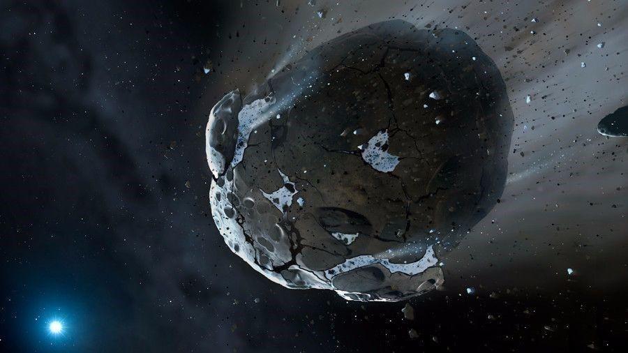 1500 tonluk meteor 2018'de Dünya'ya çarpmış! - Page 2