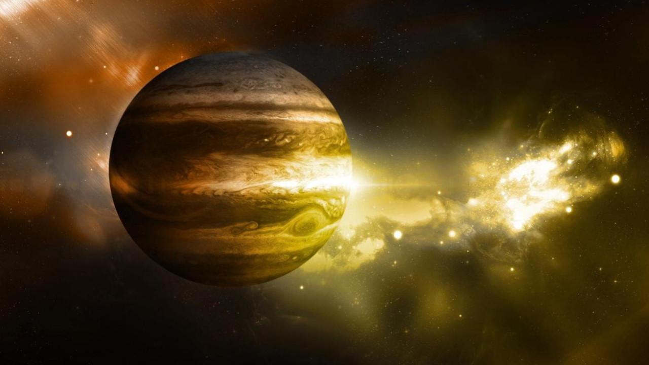 Jüpiter hakkında ilginç detaylar ortaya çıktı!