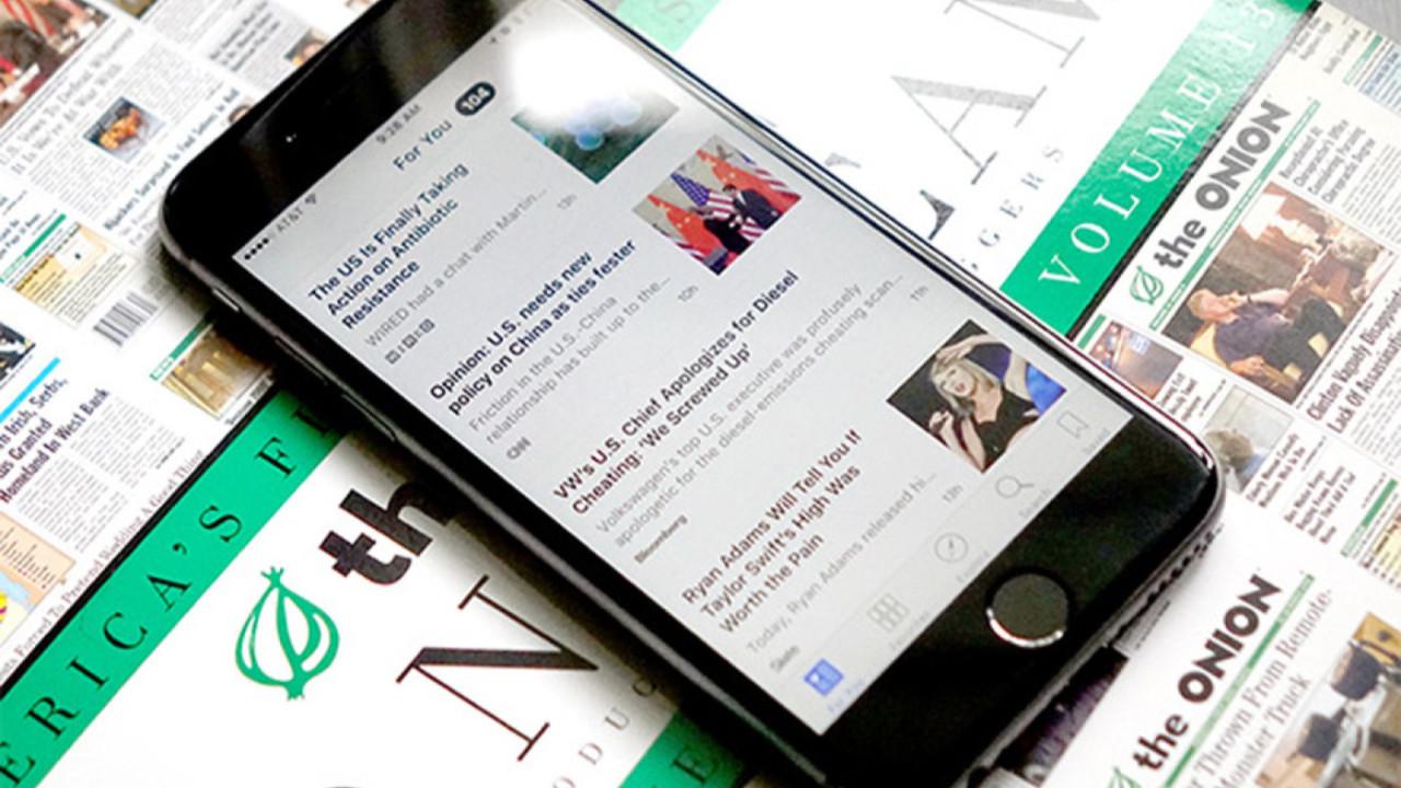 Apple News+ tanıtıldı!