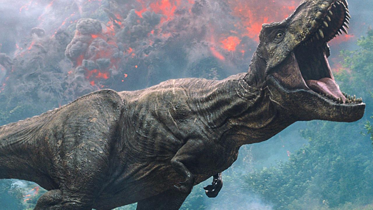 Dünyanın en yaşlı T-rex fosili!