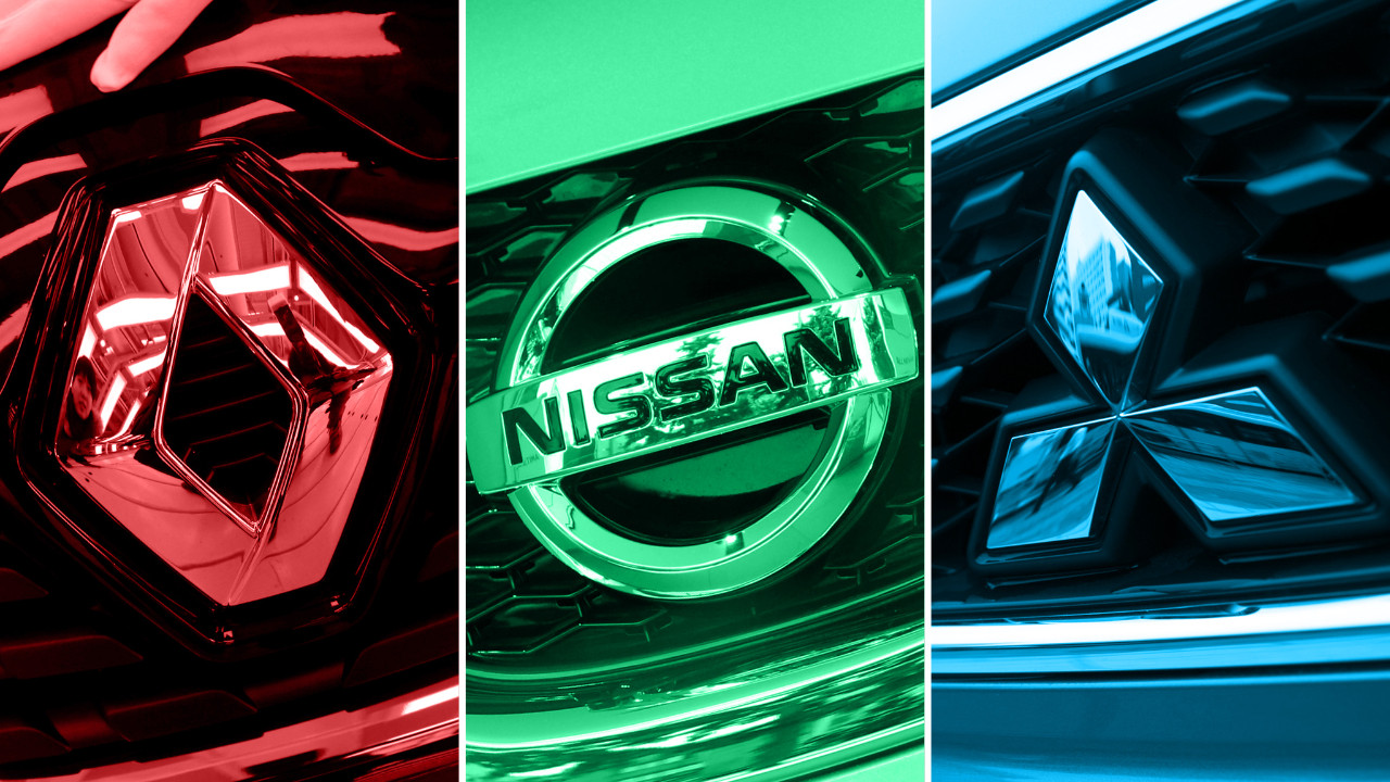 Renault Nissan ve Mitsubishi akıllı bulut projesinde el ele!