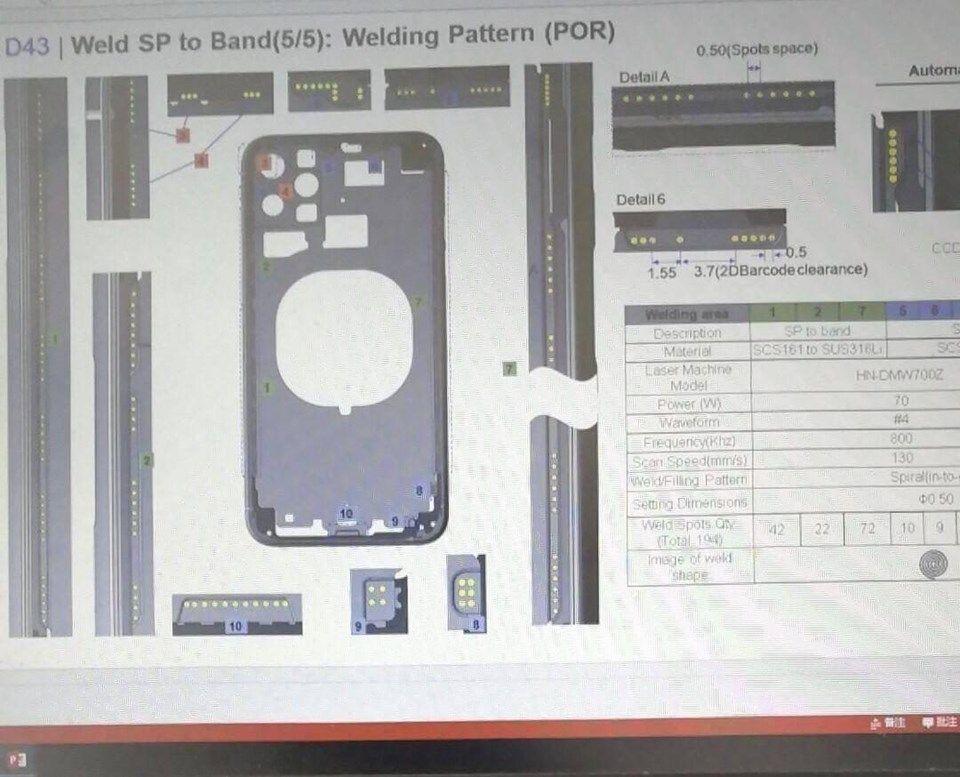 iPhone XL tasarımı sızdı! - Page 1